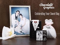 Socola - Món quà cưới ngọt ngào và ý nghĩa - Chocolate Graphics