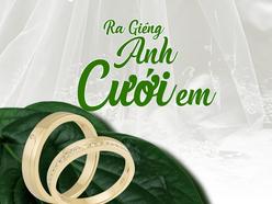 """Bộ sưu tập nhẫn cưới """"Ra Giêng Anh Cưới Em"""" - Thế giới Kim Cương"""