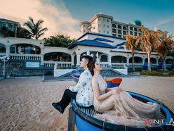 Mùa hoa cưới - Lan Rừng resort  Phước Hải Beach