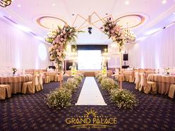 GÓI TRANG TRÍ THEO CHỦ ĐỀ LA ROMANCE - Trung Tâm Hội nghị - Tiệc Cưới Grand Palace