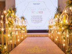 GÓI TRANG TRÍ THEO CHỦ ĐỀ TOGETHER FOREVER - Trung Tâm Hội nghị - Tiệc Cưới Grand Palace