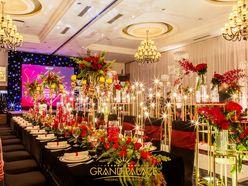 GÓI TRANG TRÍ THEO CHỦ ĐỀ BLOOMING LOVE - Trung Tâm Hội nghị - Tiệc Cưới Grand Palace