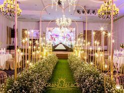 GÓI TRANG TRÍ THEO CHỦ ĐỀ THE DREAMY LAND - Trung Tâm Hội nghị - Tiệc Cưới Grand Palace
