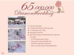 Diamond Wedding - Perfect Wedding - Wedding planner