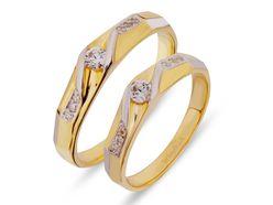 Nhẫn cưới La Nuit NC 186 - Huy Thanh Jewelry