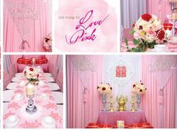 Gói trang trí gia tiên - Dũng Phạm Wedding