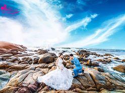 Bảng giá chụp Album cưới Hồ Cốc - Ảnh viện áo cưới Mailisa