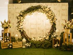 Tiệc cưới theo chủ đề SWEET RUSTIC - Riverside Palace