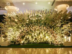 Tiệc cưới theo chủ đề ENDLESS LOVE - Tình yêu vô tận - Riverside Palace