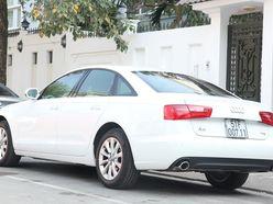 Audi A6 - Saigon Limo