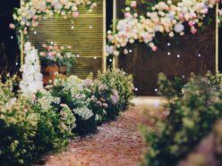 Trang trí đám cưới cô dâu chú rể Hoàng Thành - Thu Trang - Sheraton Hanoi Hotel
