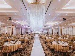 1. SẢNH TIỆC BLOOMFIELD - Trung tâm tổ chức sự kiện & tiệc cưới CTM Palace
