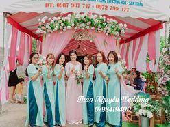 Cho thuê trang phục cưới - THẢO NGUYÊN WEDDING