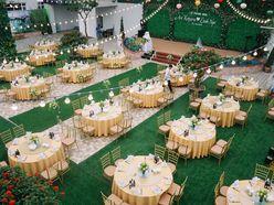 4. SẢNH TIỆC TOP HILL - Trung tâm tổ chức sự kiện & tiệc cưới CTM Palace