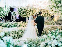 Không gian tiệc cưới tại Sheraton Saigon Hotel & Towers - Sheraton Saigon Hotel & Towers