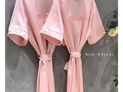 Áo Choàng ( Robe) - Min Bridal