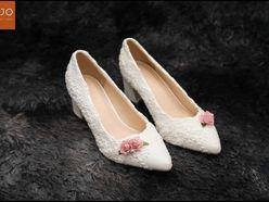 ROYAL  - Giày cưới / Giày Cô Dâu BEJO BRIDAL