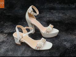 Giày cưới 5cm  - Giày cưới / Giày Cô Dâu BEJO BRIDAL