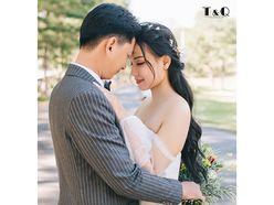 Khoảnh Khắc Tự Nhiên - Nhẹ Nhàng !! - STUDIO T&Q Wedding Đà Lạt