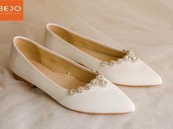 GIÀY 3CM  - Giày cưới / Giày Cô Dâu BEJO BRIDAL