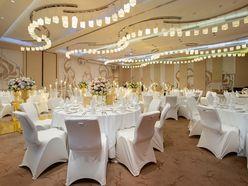 Hình ảnh phòng tiệc cưới - Le Méridien Saigon