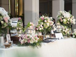 Trang trí đám cưới cô dâu - chú rể Trang - Nam  - Sheraton Hanoi Hotel