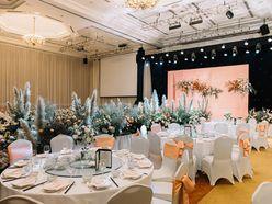 Trang trí đám cưới cô dâu - chú rể Thảo - Chun-I - Sheraton Hanoi Hotel