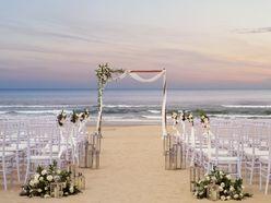 Không gian tiệc cưới bên biển - Sheraton Grand Danang Resort