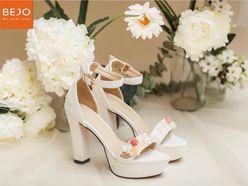 VINTAGE - Giày cưới / Giày Cô Dâu BEJO BRIDAL