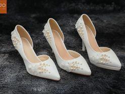 Giày 9cm  - Giày cưới / Giày Cô Dâu BEJO BRIDAL