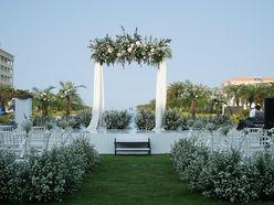 Tiệc cưới bên Hồ bơi Vô Cực  - Sheraton Grand Danang Resort