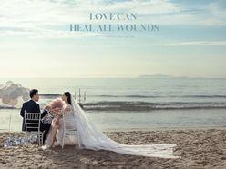 GÓI CHỤP ẢNH NGOẠI CẢNH BIỂN ĐÀ NẴNG - Rin Wedding