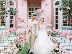 Sân vườn Dinh thự Pink Pearl  - JW Marriott Phu Quoc Emerald Bay Resort & Spa