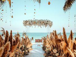 Bãi biển bên vịnh Ngọc Lục Bảo  - JW Marriott Phu Quoc Emerald Bay Resort & Spa