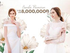 COMBO THUÊ TRANG PHỤC CƯỚI - Váy cưới Nicole Bridal