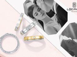 Ưu đãi hấp dẫn mùa cưới - Công ty Cổ phần Vàng Bạc Đá Quý Lộc Phúc
