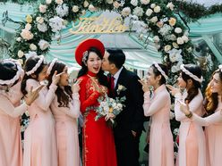 GÓI CHỤP PHÓNG SỰ ( LỄ GIA TIÊN + ĐÃI TIỆC ) - KEN weddings - phóng sự cưới