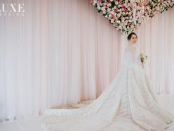 BACKDROP TIỆC CƯỚI - LUXE WEDDING