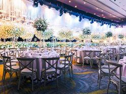 Phong cách trang trí tiệc cưới sang trọng tại Sảnh Đại Yến Tiệc - Khách sạn Sheraton Saigon  - Sheraton Saigon Hotel & Towers