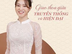 MAY ĐO - CHO THUÊ ÁO DÀI CÔ DÂU - Váy cưới Nicole Bridal