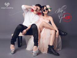 """Saigon Wedding _ """"Today I marry with my best friend"""" - Saigon Wedding - Thiệp cưới"""