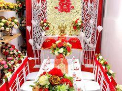 gói trang trí cao cấp - Swans Wedding