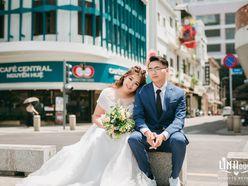 PRE WEDDING SÀI GÒN CHO CÔ DÂU BIG SIZE TẠI LINHOUSE