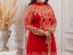 BST Áo Dài Cô Dâu Bigsize - SWEET HEART - LINHouse Bigsize Bridal & Wedding
