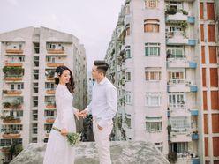 Ngoại Cảnh Sài Gòn - Annie Vy Wedding Studio