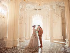 Ảnh cưới sang trọng tại phim trường - Hana Studio (Minh Trần)