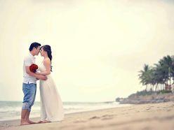 Ảnh cưới biển - Ảnh viện áo cưới Lọ Lem
