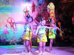 Trung thu 2016 tại Vườn Cau ! - Trung tâm Hội Nghị - Tiệc Cưới Vườn Cau