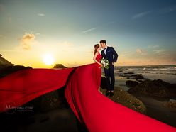 Album cưới Hồ Cốc 9 - Rong chơi biển khơi - Hệ thống cửa hàng dịch vụ ngày cưới ALEN