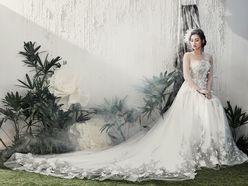 Á hậu Tú Anh đẹp thuần khiết trong BST váy cưới 2017 của Hacchic Bridal - Hacchic Bridal